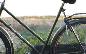 rotterband aan fiets