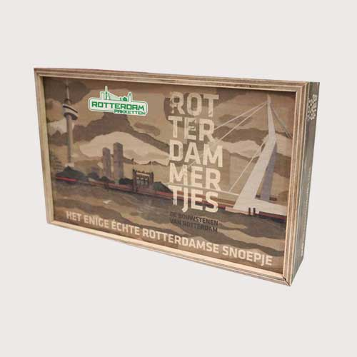 Kistje Rotterdammertjes - Rotterdampakketten