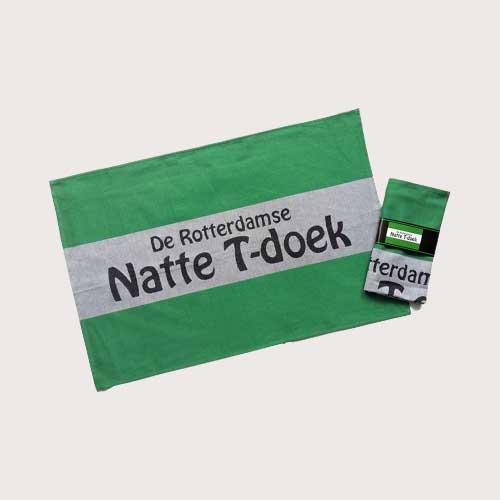 Natte T Doek - Rotterdampakketten