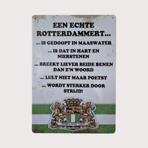 Een echte Rotterdammert... - Rotterdampakketten