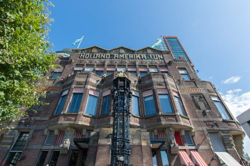 hotel new york, holland amerika lijn, rotterdam, westcord hotels, kop van zuid, rotterdam zuid