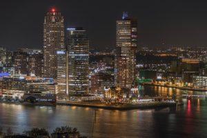Rotterdam zuid, Kop van zuid, rotterdam, aida cruise, hotel new york,