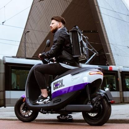 Check Ride, e-scooter, elektrische scooter, Rotterdam, check rotterdam, check ride rotterdam, deelscooter Rotterdam, deelscooter Amsterdam, beste deelscooter, beste deelscooter Rotterdam, kortingscode Ride Check, kortingscode Check scooter