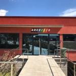 Entrada oficinas Arcoiris
