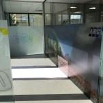 Arenado impreso recepción y entrada