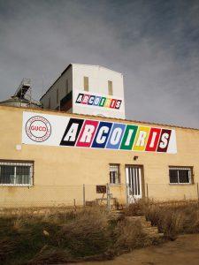 Arcoiris - Silos - Fuentes Calientes