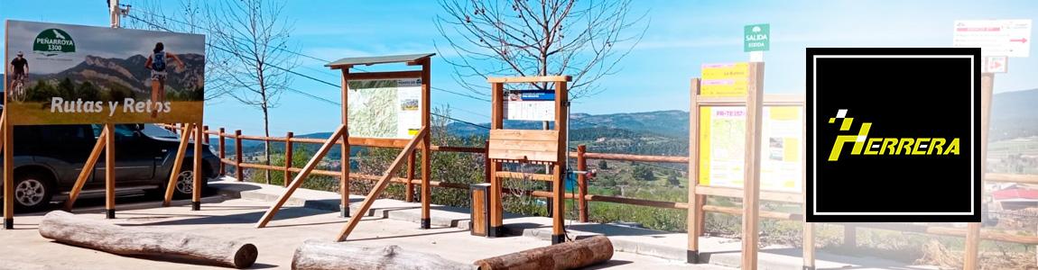 Slider Inicio Espacio Trail Peñarroya 1300