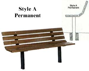 Park Bench Kit Pdf Woodworking