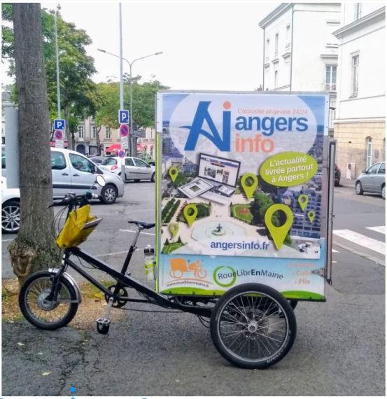 Velo cargo modele rouelibrenmaine