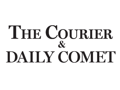 The Courier/Daily Comet – The Pumpkin Lighting Sponsor