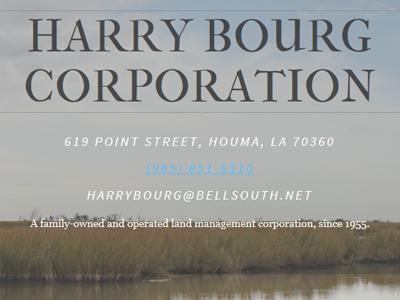 Harry Bourg Corporation – Traiteur Sponsor
