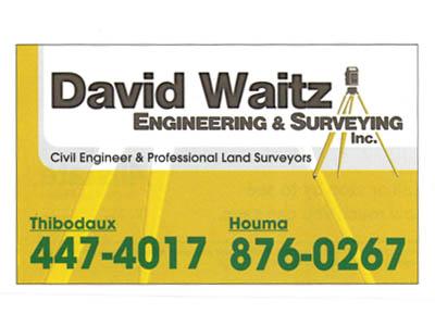 David A. Waitz Engineering & Surveying, Inc.