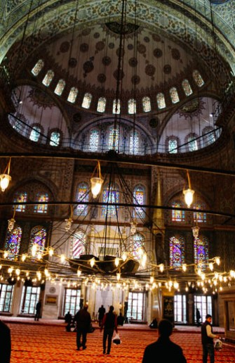 que faire istanbul mosquee