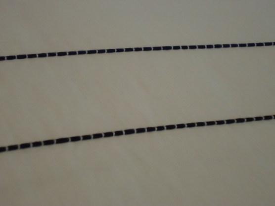 Bed - Detail Duvet L2 black