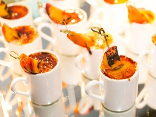 The perfect accompaniment to any event, our DC catering team creates memorable custom menus