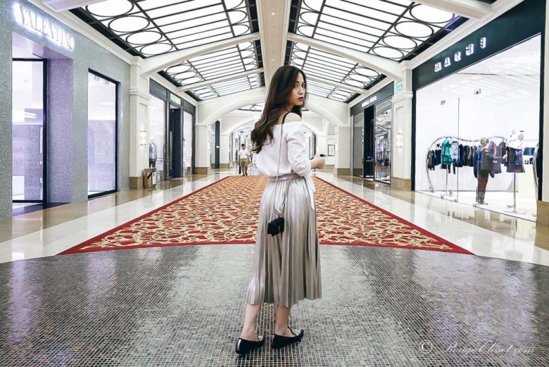 The Boulevard at Studio City Macau