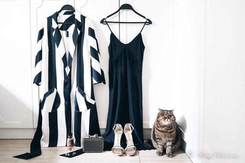 Stylish Licqoo with Sarah Lai The Thelma Kimono Jacket