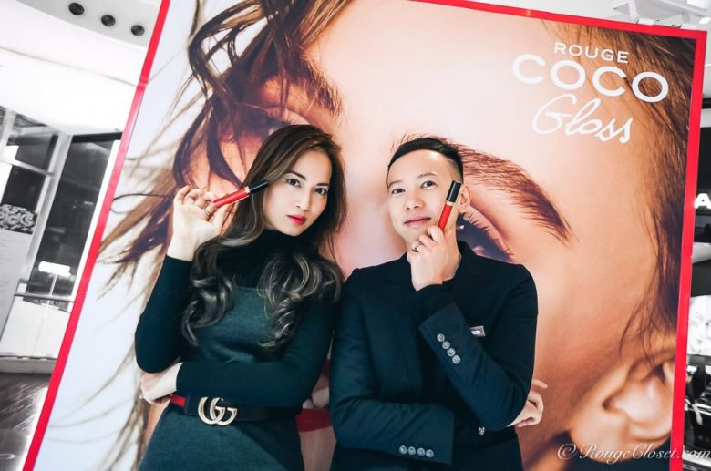 Rouge Closet with Chanel MUA