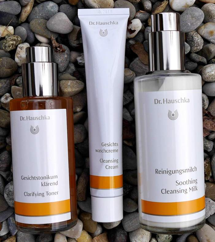 My Daily Dr. Hauschka Routine