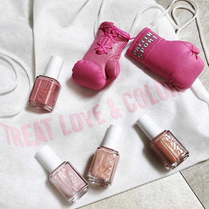 Presenting Essie's Treat Love & Color Collection