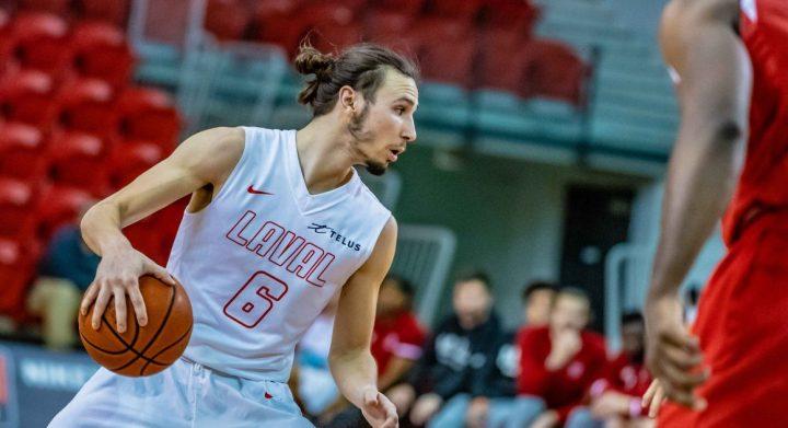 Basketball masculin | Rouge et Or de l'Université Laval
