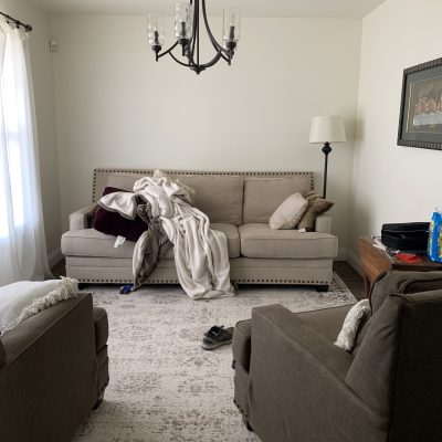 One Room Challenge Home Office Makeover: Week 1 The Design