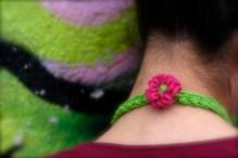 Fiori di lana - dietro