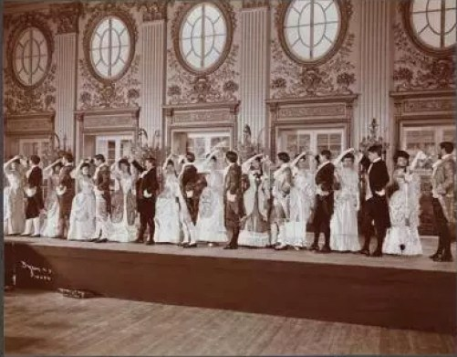 Gilded Age Ball