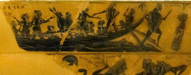 Detail-of-Francois-Vase-side-B-Theseus-and-the-11-Athenian-Youths-8522828050_d7f4aea77f_o