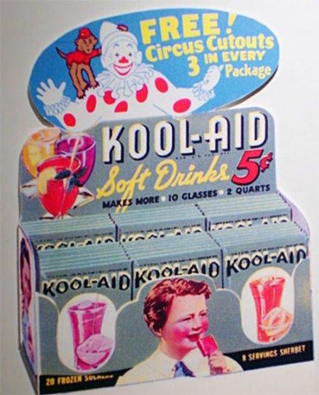 Kool-Aid-Vintage-Packets