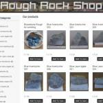 The New Rough Rock Shop