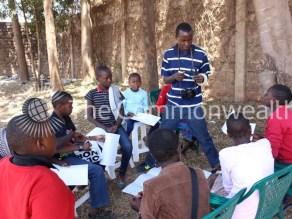 Kenya, learning photography, Francis Kathae