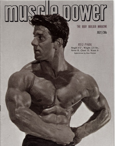 Reg Park 5x5 Strength Routine