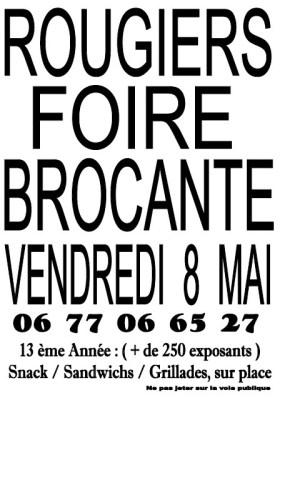 13ème  Vide-Grenier - Brocante - Foire du 08 mai