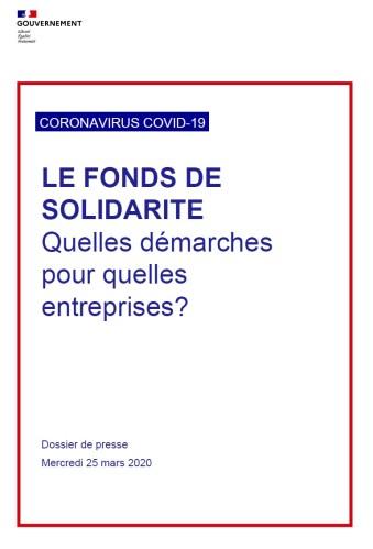 Le Fonds de Solidarité