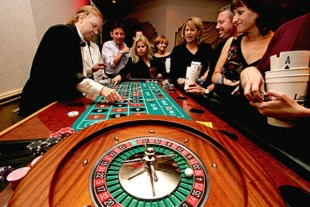 Roulette playing