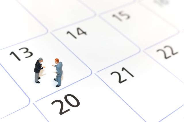 退職時に年次有給休暇や振替休日をまとめて取得することはできる?