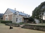 The Browns farm in Nottingham Road, SA - where Cameron grew up and where we stayed with his family - so nice!
