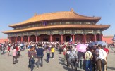 Main building of the Forbidden City