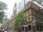 Queen Victoria buidling, downtown Sydney