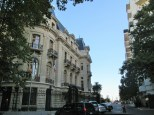 Old palaces of Buenos Aires