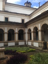 Museum of Catholic art in Salvador - really cool stuff, and beautiful building