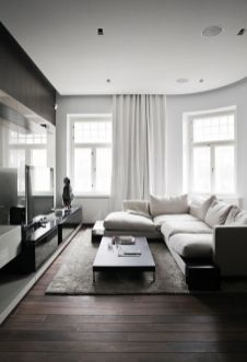 Adorable minimalist living room designs (22)
