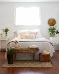 Beautiful bedrooms with white furniture (26)