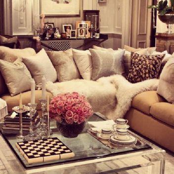 Best ideas luxurious and elegant living room design (25)
