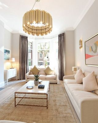 Best ideas luxurious and elegant living room design (26)