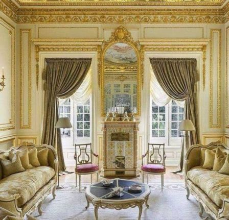 Best ideas luxurious and elegant living room design (5)