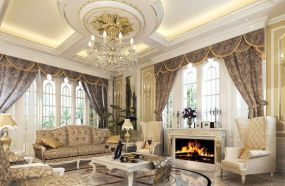Best ideas luxurious and elegant living room design (7)