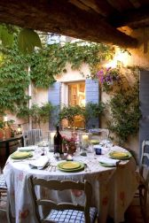 Charming and beautiful provence dining spaces (21)