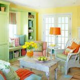 Colorful and spring living room designs (15)